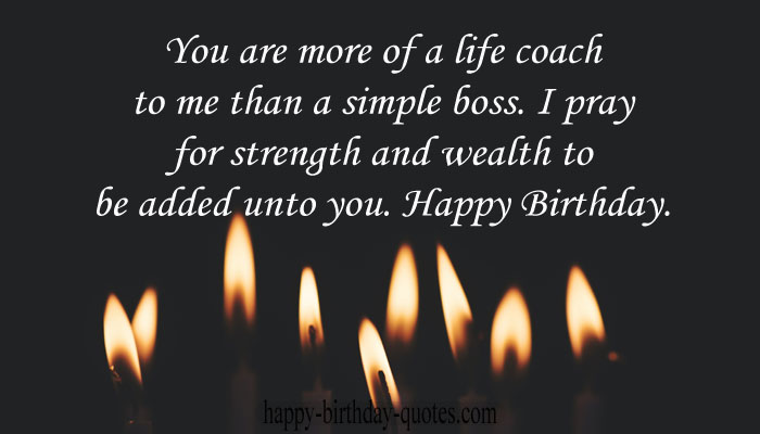 Happy birthday ex boss quotes